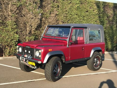 1994 Land Rover Defender 90 NAS 3.9L for sale