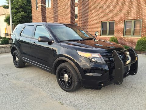 2014 Ford Explorer Police Interceptor 3.7L AWD for sale