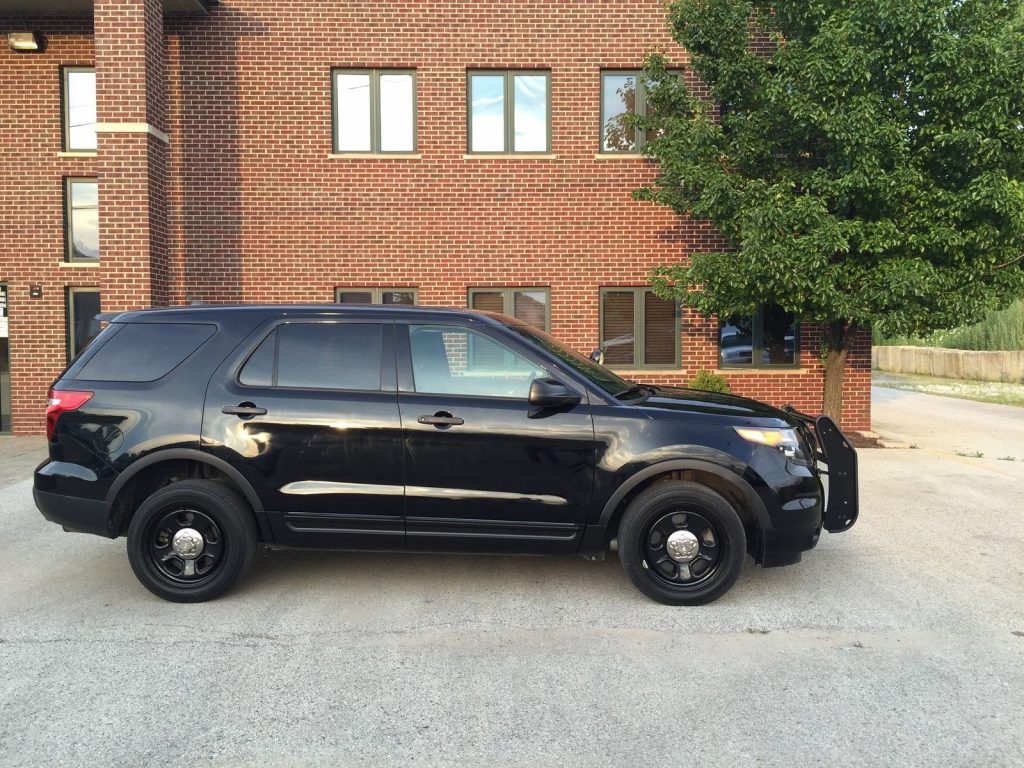 Ford Interceptor For Sale >> 2014 Ford Explorer Police Interceptor 3.7L AWD for sale