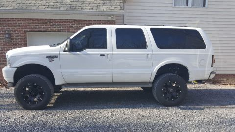 2000 Ford Excursion Limited 4WD for sale