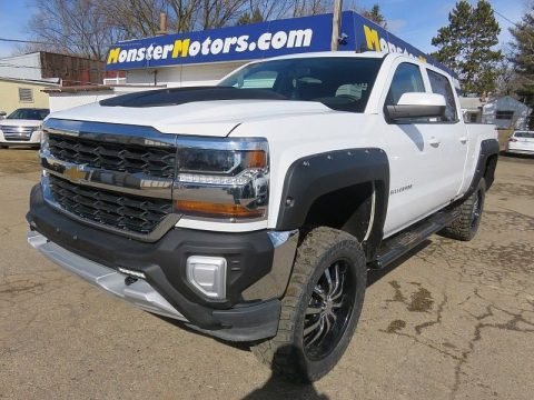2016 Chevrolet Silverado 1500 4WD Crew Cab for sale