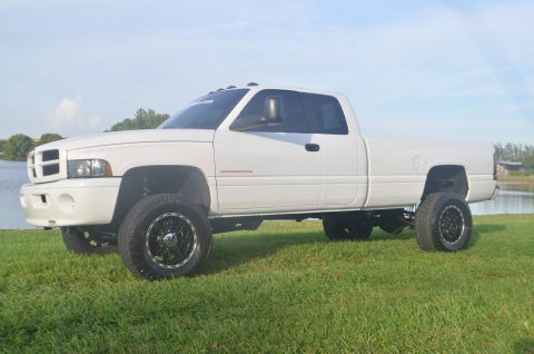 Low miles 2000 Dodge Ram 3500 Sport Laramie SRW (over 800hp) for sale