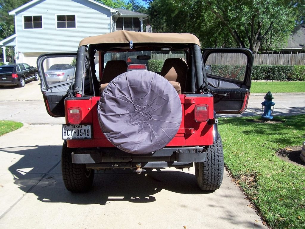 Great condition 1995 Jeep Wrangler 4×4
