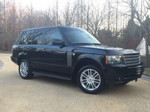 Loaded 2010 Land Rover Range Rover HSE Sport Utility 4×4 for sale