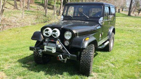 Rust free 1981 Jeep CJ RENEGADE 4×4 for sale