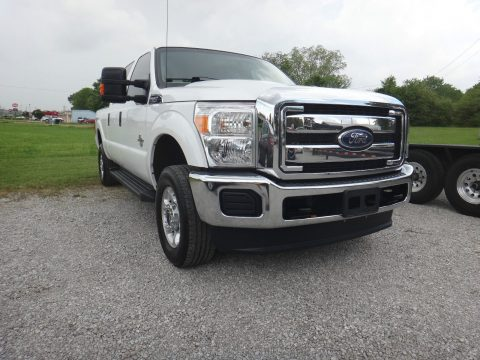 Always pampered 2013 Ford F 250 XLT Crew Cab Pickup 4 x4 for sale