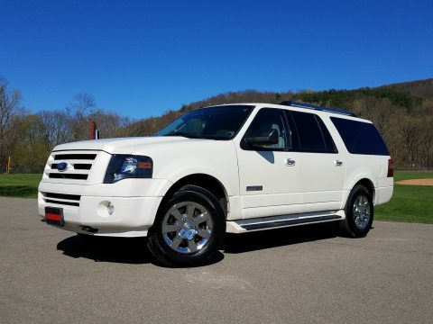 Loaded with options 2008 Ford Expedition EL Limited 4×4 for sale
