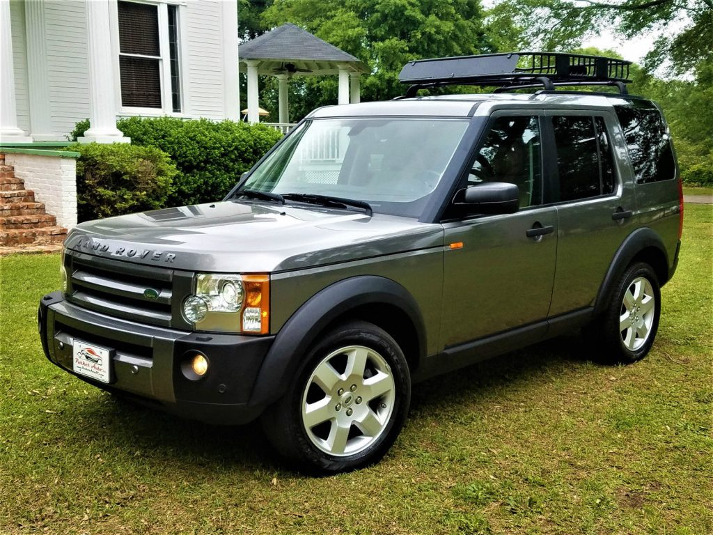loaded with options 2008 land rover 4x4 for sale. Black Bedroom Furniture Sets. Home Design Ideas