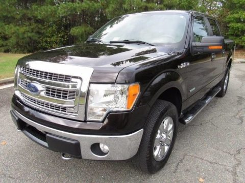 Loaded with options 2013 Ford F-150 XLT 4×4 Turbo Ecoboost for sale