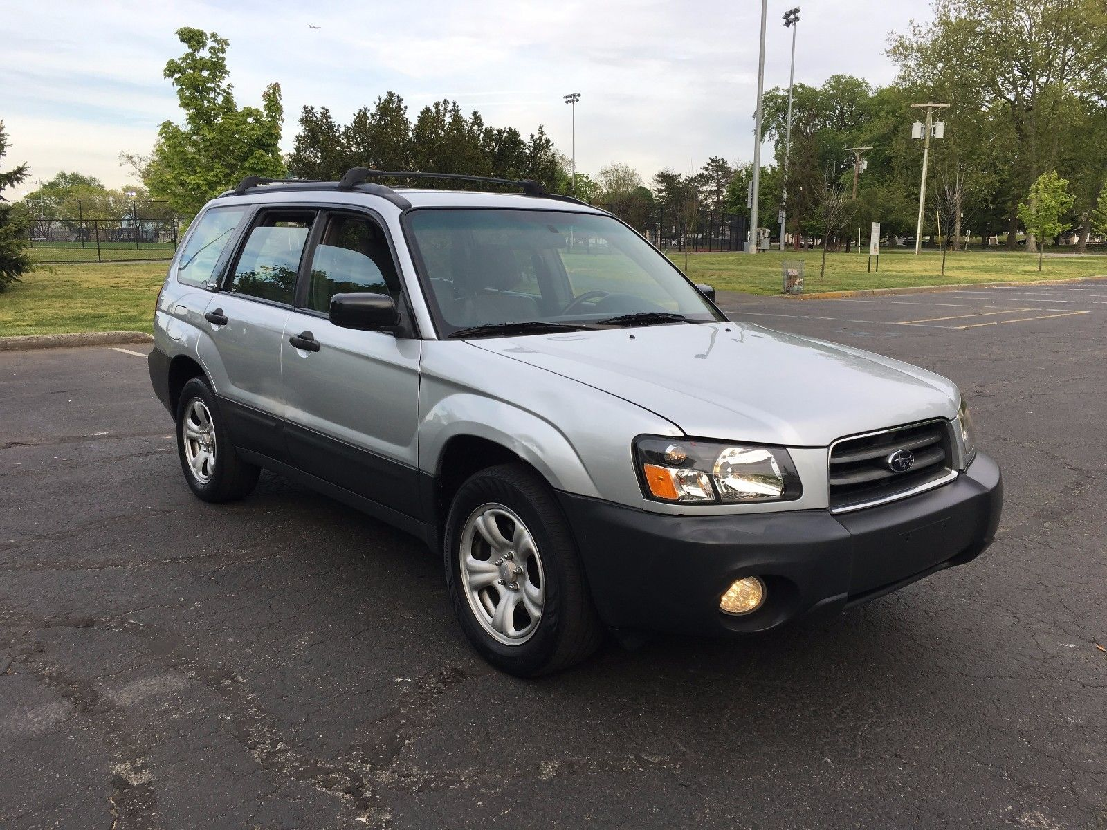 low mileage 2004 subaru forester x 4 4 for sale. Black Bedroom Furniture Sets. Home Design Ideas