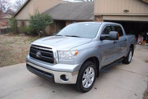 Remote start 2010 Toyota Tundra SR5 Extended Cab 4×4 for sale