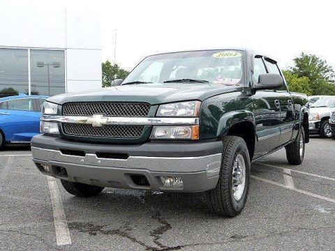 Extra clean 2004 Chevrolet Silverado 2500 LS 4×4 for sale