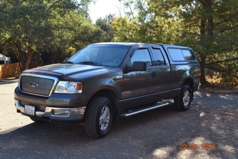 Handicap equipped 2004 Ford F 150 xlt 4×4 for sale