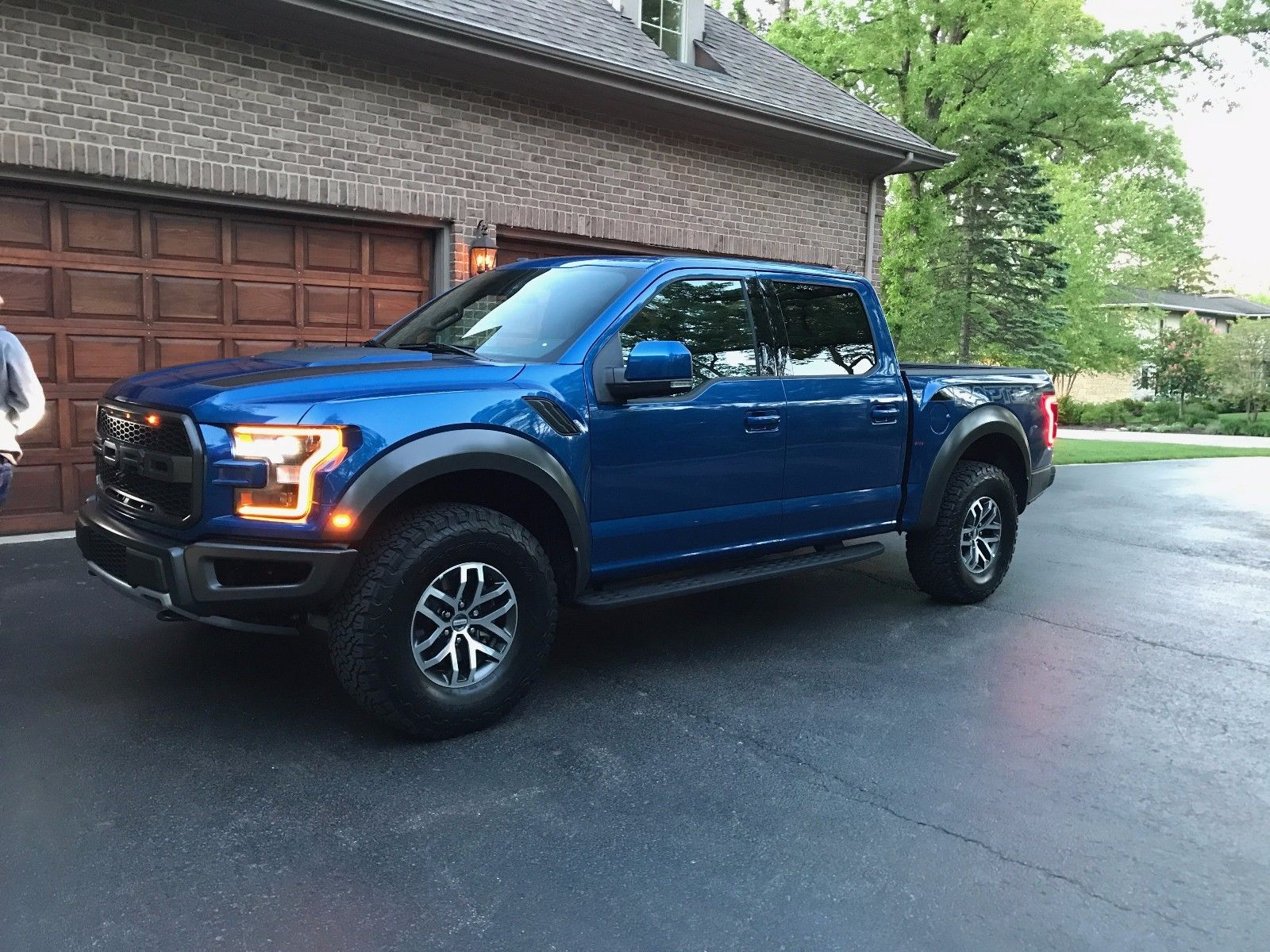 Loaded And Rare 2017 Ford F 150 Raptor 4 4 For Sale