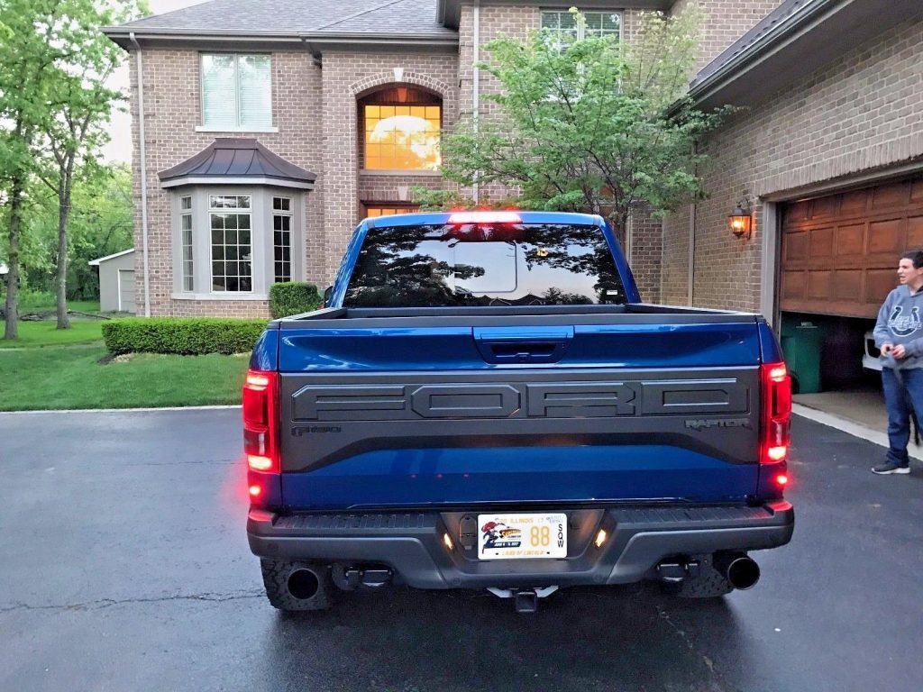 Loaded and rare 2017 Ford F 150 Raptor 4×4