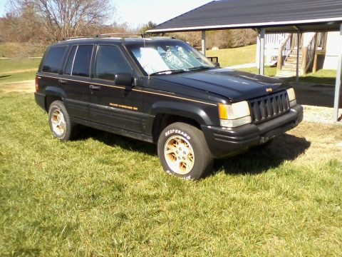Needs paint 1996 Jeep Grand Cherokee 4×4 for sale