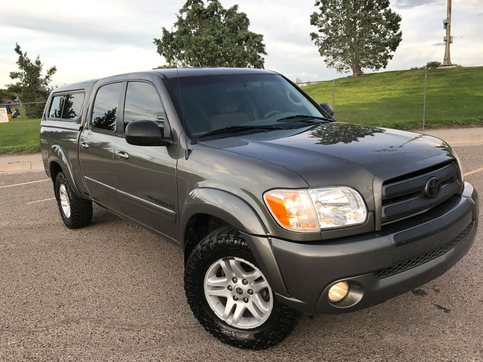 Tundra Towing Capacity >> Extra camper shell 2005 Toyota Tundra trd 4×4 for sale