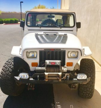 Loaded 1995 Jeep Wrangler RIO GRANDE 4×4 for sale
