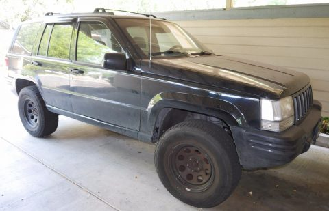 rebuilt transmission 1996 Jeep Grand Cherokee Limited 4×4 for sale