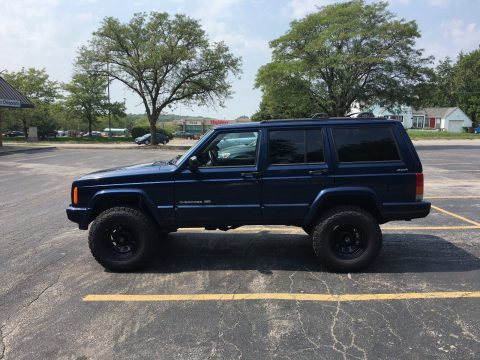 new parts 2001 Jeep Cherokee Limited 4×4 for sale