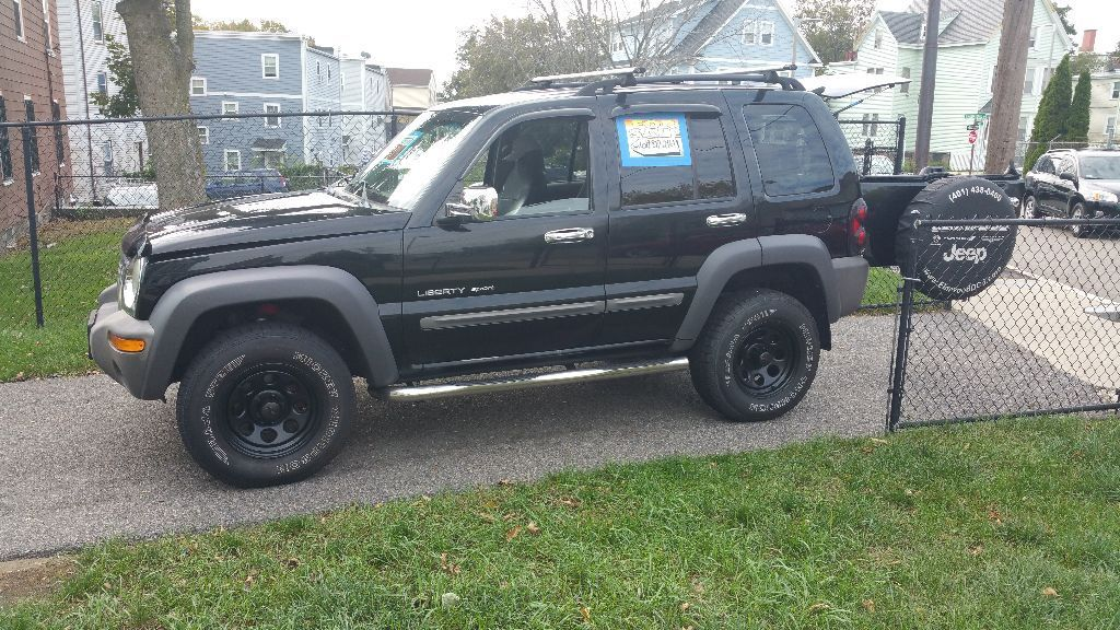 Everything Works 2003 Jeep Liberty Sport 4 4 For Sale