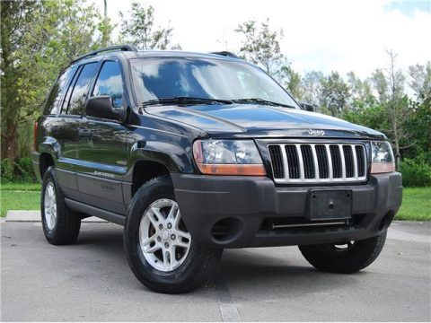 great driver 2004 Jeep Grand Cherokee 4×4 for sale
