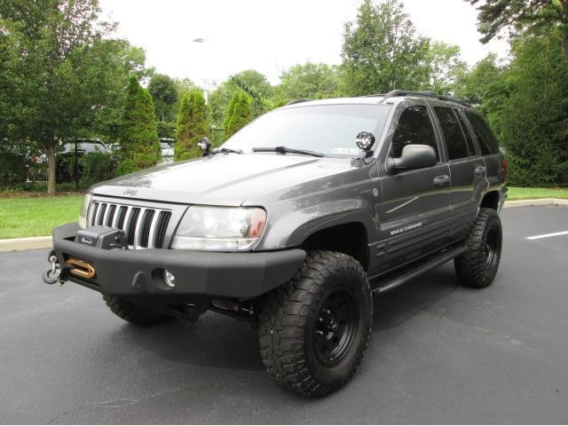 lifted 2004 jeep grand cherokee laredo special edition 4 4 for sale. Black Bedroom Furniture Sets. Home Design Ideas