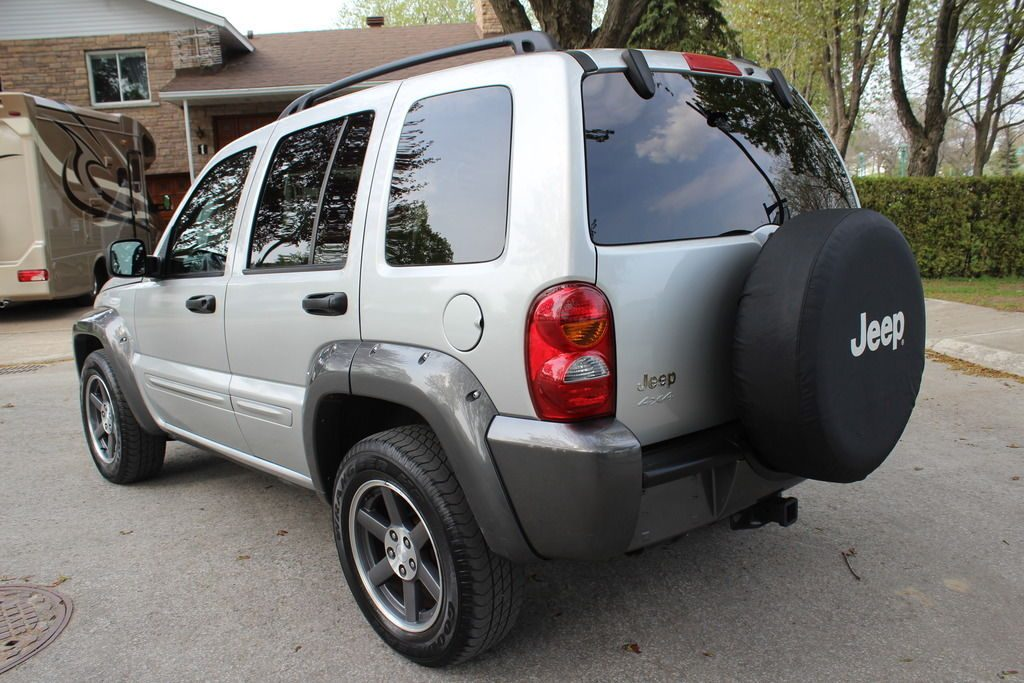 low mileage 2003 jeep liberty rocky mountain 4 4 for sale. Black Bedroom Furniture Sets. Home Design Ideas