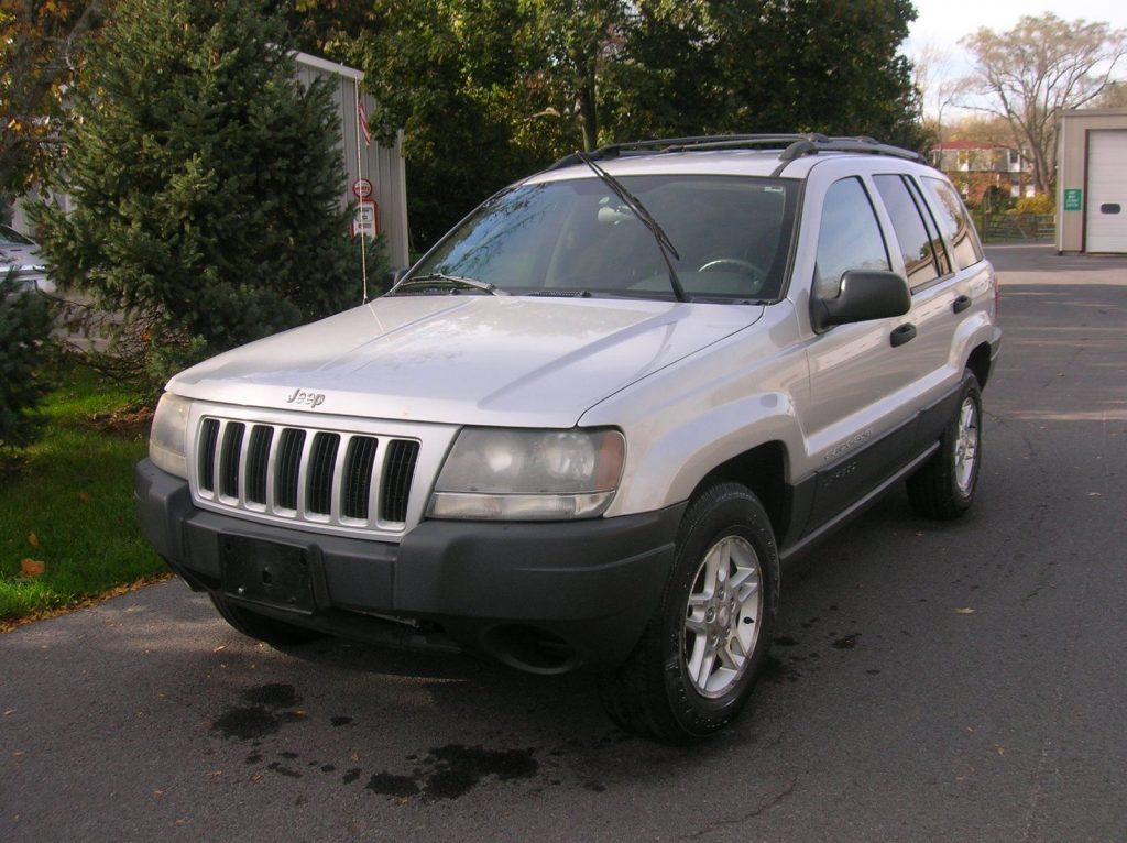 new tires 2004 jeep grand cherokee 4 4 for sale. Black Bedroom Furniture Sets. Home Design Ideas