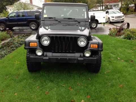 non smoker 2004 Jeep Wrangler Rubicon 4×4 for sale