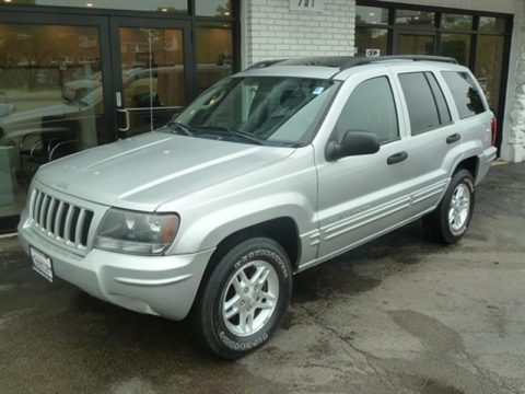 well equipped 2004 Jeep Grand Cherokee 4×4 for sale