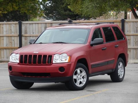 equipped 2005 Jeep Grand Cherokee Laredo 4×4 for sale