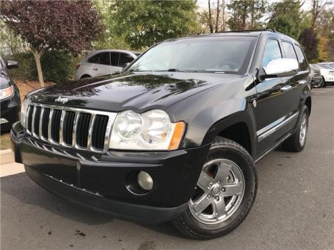 garaged 2005 Jeep Grand Cherokee Limited 4×4 for sale