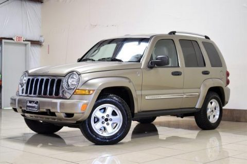 super clean 2005 Jeep Liberty Limited 4×4 for sale