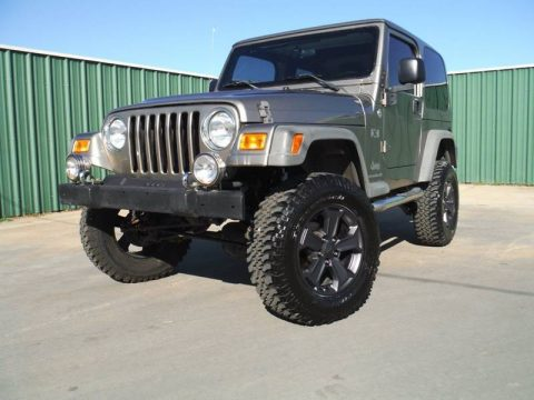 decent miles 2006 Jeep Wrangler X 4×4 for sale