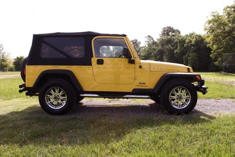 fair mileage 2006 Jeep Wrangler Unlimited 4×4 for sale