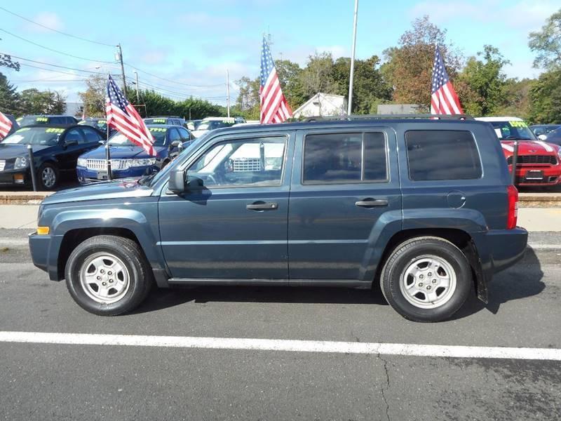 loaded 2007 jeep patriot sport 4 4 for sale. Black Bedroom Furniture Sets. Home Design Ideas