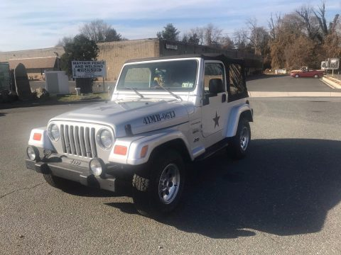 Willys edition 2006 Jeep Wrangler 4×4 for sale