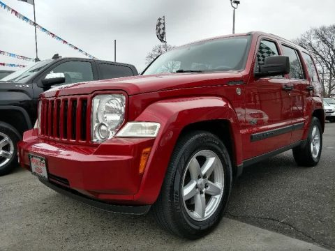awesomely loaded 2009 Jeep Liberty 4×4 for sale
