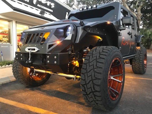 badass 2008 Jeep Wrangler rubicon 4×4