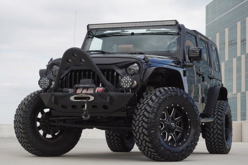 lift kit 2008 Jeep Wrangler 4WD 4dr Unlimited 4×4