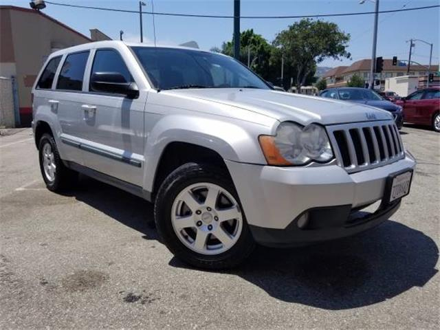loaded 2008 Jeep Grand Cherokee Laredo 4×4