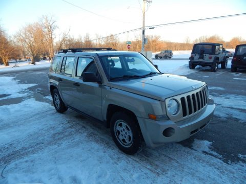 well serviced 2009 Jeep Patriot 4×4 for sale