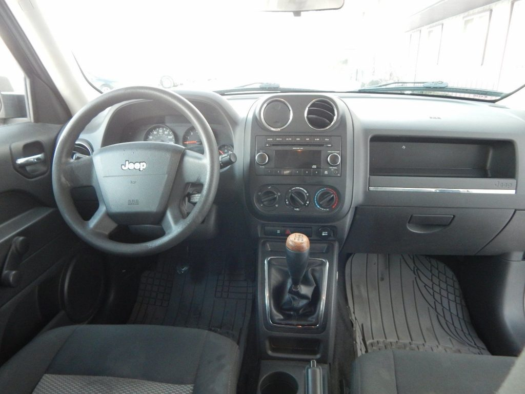 well serviced 2009 Jeep Patriot 4×4