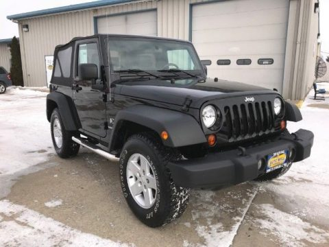 custom inventory 2009 Jeep Wrangler X 4×4 for sale