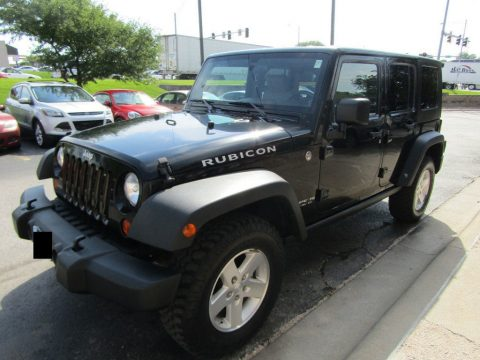 great shape 2009 Jeep Wrangler Rubicon 4×4 for sale