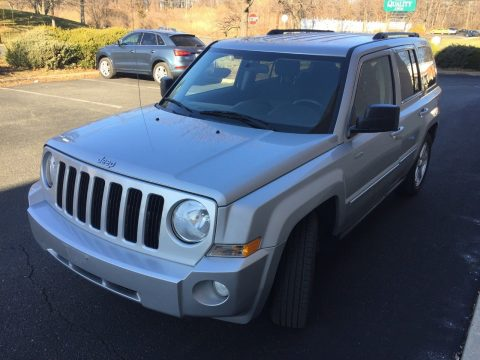 manual transmission 2010 Jeep Patriot Limited 4×4 for sale