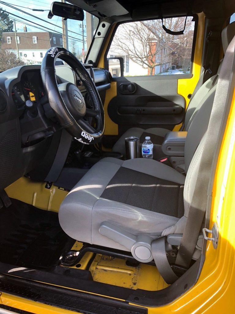 new parts 2009 Jeep Wrangler Sport X 4×4