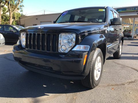 strong offroad 2010 Jeep Liberty Sport 4×4 for sale