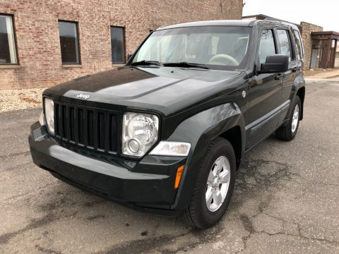 well maintained 2010 Jeep Liberty Sport 4×4 for sale